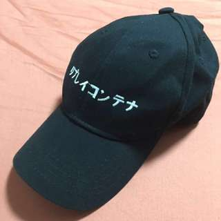 Japan Baseball Cap NY Adjustable