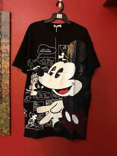 Brand new Mickey Plus size T-shirt dress
