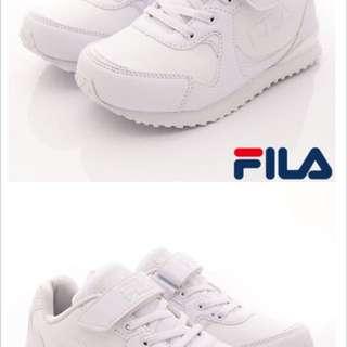 Fila男童布鞋