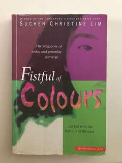 Fistful of Colors by Suchen Christine Lim