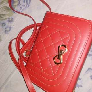 Red Sexy Bag