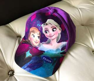 New Frozen kids cap