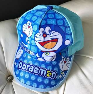 New Doremon Kids Cap