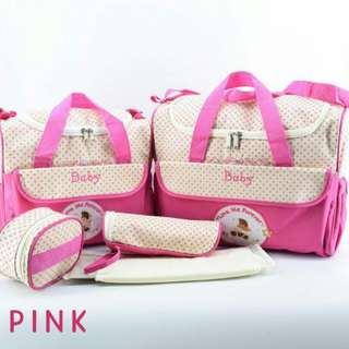 Mama's Bag set (5pcs)