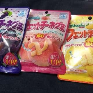 日本軟糖(共3包)