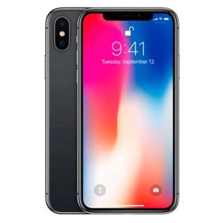 IPhone X 64gb (Sealed)