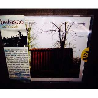 Belasco	-	Technique	CD (Sealed)