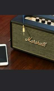 Marshall Acton Wireless Bluetooth Premium Speaker