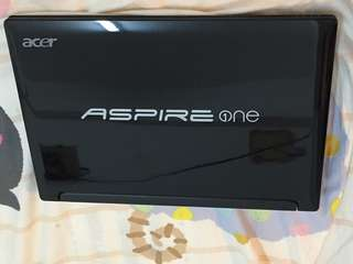 Aspire one d255e notebook