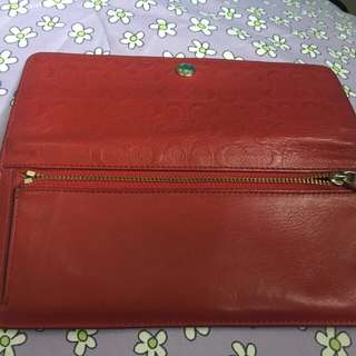 Authentic coach wallet - Repriced from 1800