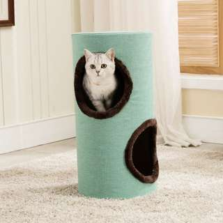 Cat Hide Out ( Green)