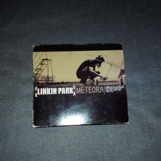 Linkin Park Meteora cd album japanese release