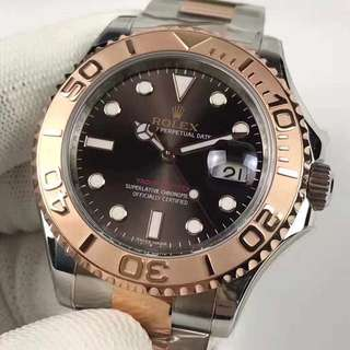 Rolex Yacht Master Chocolate Dial (1:1)