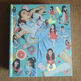 Red Velvet Rookie Album Only (Seulgi Cover)