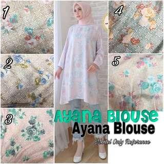 Ayana Blouse