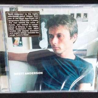 Brett Anderson (Suede)-Brett AndersonCD (Sealed)
