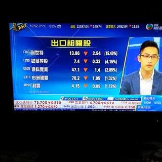 26寸Shinco LCD Color model:DTV~2618二手八成新要自己配搖控器西貢區