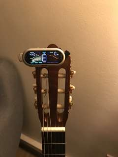 Cherub Clip on guitar tuner (retail $50)