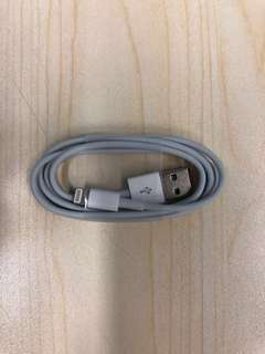 【只限郵寄Post Only】Apple Lightnging Cable 1M iPhone 5/6/7/8/X iPad
