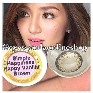 Simple Happiness Vanilla Brown