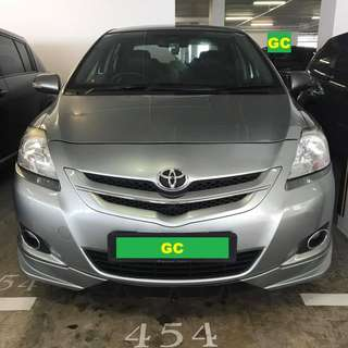 Toyota Vios RENTAL CHEAPEST RENT FOR Grab/Uber/Personal