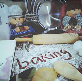 Looking for baking tools