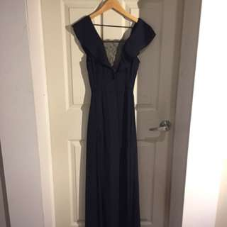 (S) PROM DRESS FROM TOPSHOP