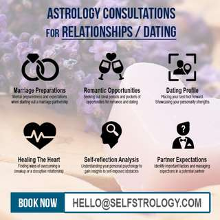 ASTROLOGY CONSULTATIONS: RELATIONSHIPS