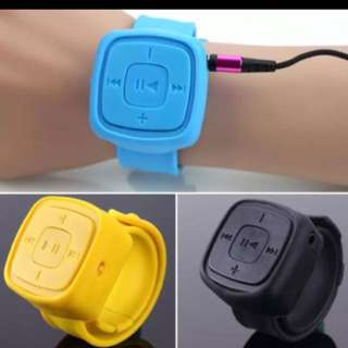 MP3 Wrist Sports Watch! Convenient and Sturdy!