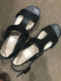 Charles and Keith Balck Clogs