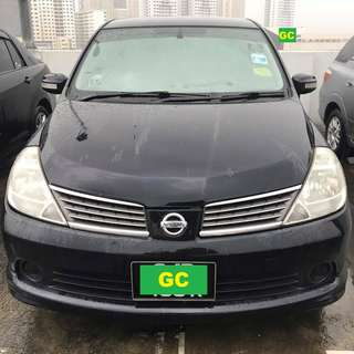 Nissan Latio RENTAL CHEAPEST RENT FOR Grab/Uber/Personal