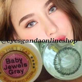 Baby Jewels Gray