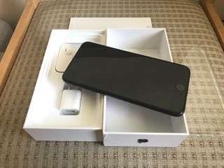 Iphone 7 Plus 256gb Factory Unlocked Matte Black Complete