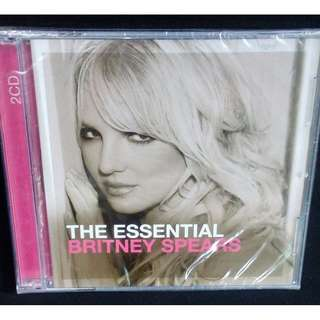 Britney Spears-The Essential (2-CD)(Sealed)