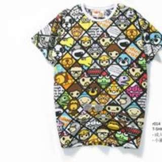 夏季T-Shirt- 經典款式 編號: r014