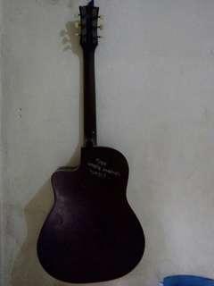 Gitar bekas #FISIPUNIS