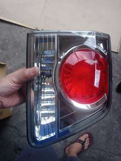 Tail Light Assembly Fortuner 2015