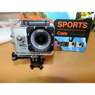 Sport action camera full HD