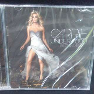 Carrie Underwood	-	Blown Away	CD (Sealed)