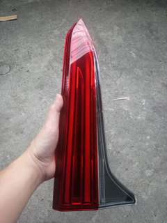 Tail Light Extension Fortuner 2016