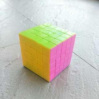 5x5 Rubiks Cube