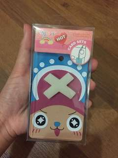 One Piece Chopper - Card Case