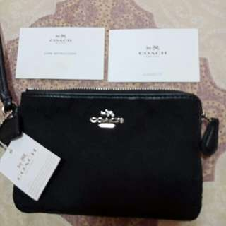 BNWT Authentic wristlet