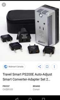 2000 watts Smart Converter set