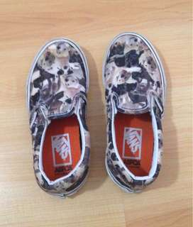 Vans Kids Shoes Unisex