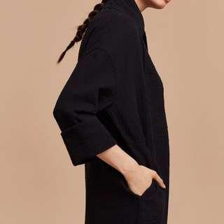 Aritzia Wilfred cotton quilted kimono (Lenglen jacket)