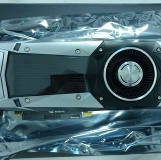 GTX 1070 Founder's Edition
