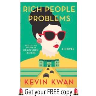#FREE Ebook Rich People Problems