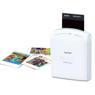 Fujifilm Instax Share SP-1 Printer with box and USB charging cable