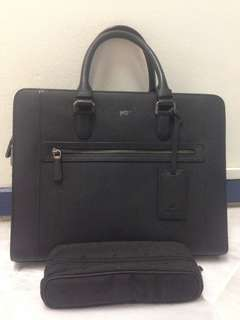 Braun Buffel Briefcase Black